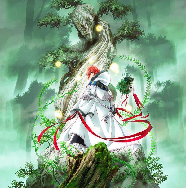 Les deux premiers épisodes de The ancient magus bride à Japan Expo !