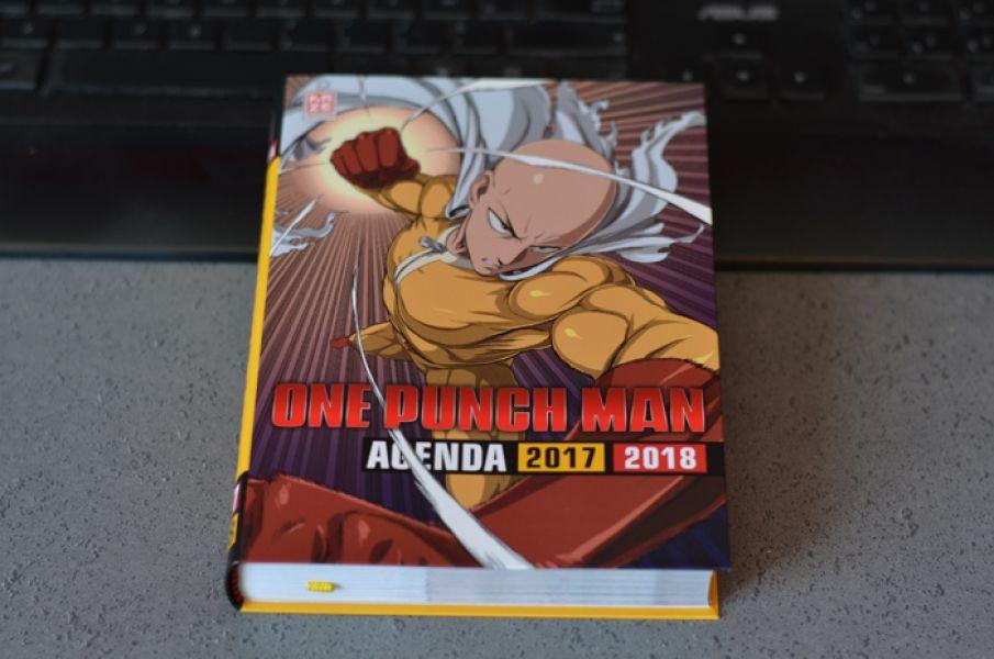 Résultat concours Agenda One Punch Man