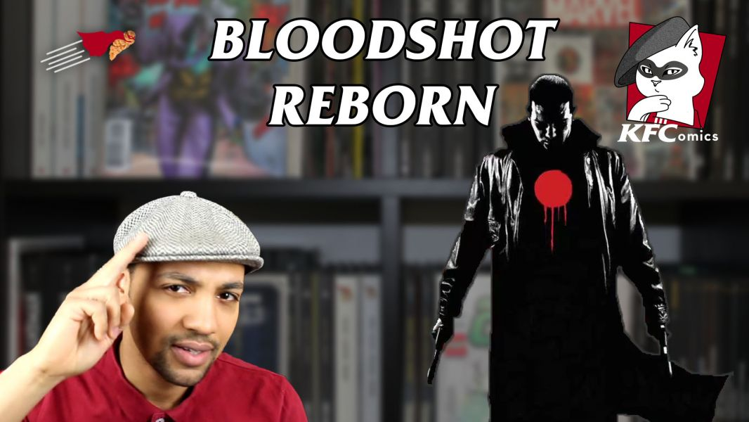 K.F.COMICS 3 : BLOODSHOT REBORN (Bliss Comics)