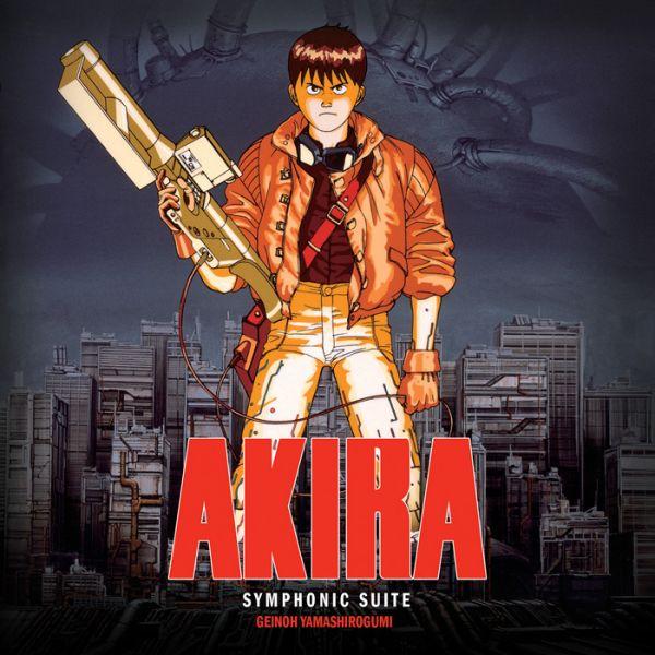 La BO d'Akira ressort en CD et Vinyle