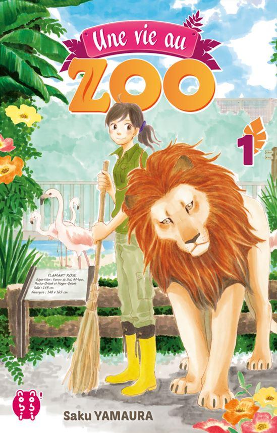 Lecture en ligne : Une vie au zoo