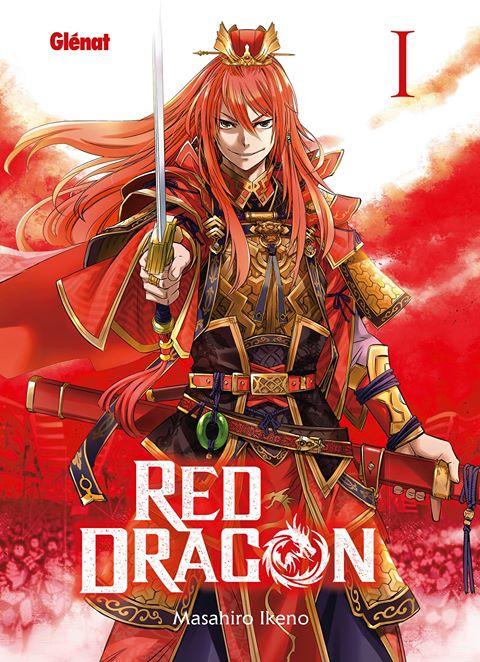 Red dragon chez Glénat