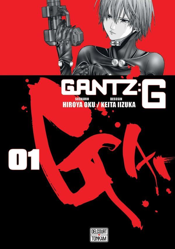 Lecture en ligne Gantz : G