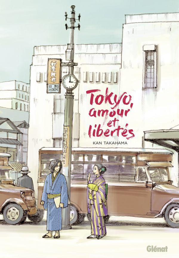 Tokyo, amour et libertés chez Glénat