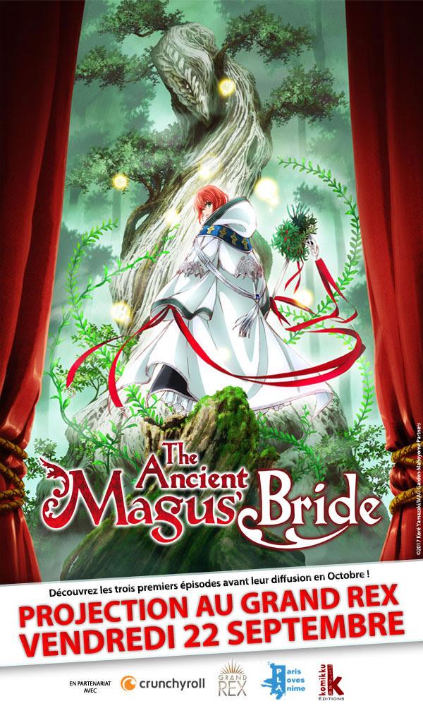 The ancient magus bride au cinéma