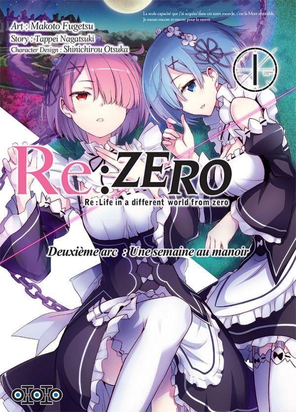Lecture en ligne : Re:Zero - Deuxième arc