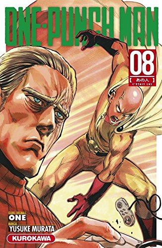 Critique One Punch Man 8