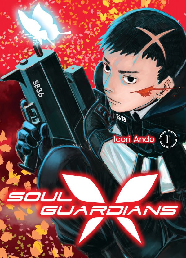 Soul guardians chez Komikku