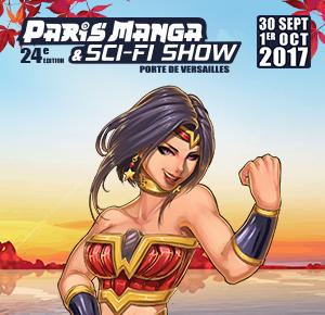 PARIS MANGA 24ème édition - les Invités !