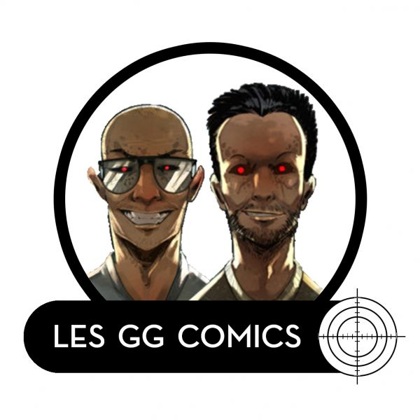 Les GG comics - HS1 : ITW de DJET et Mathieu SALVIA