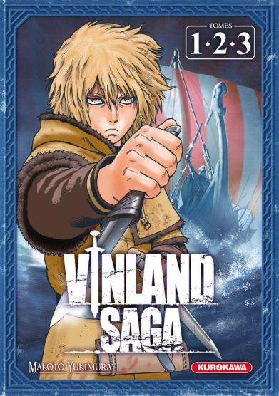 Une édition sous coffret pour Vinland Saga
