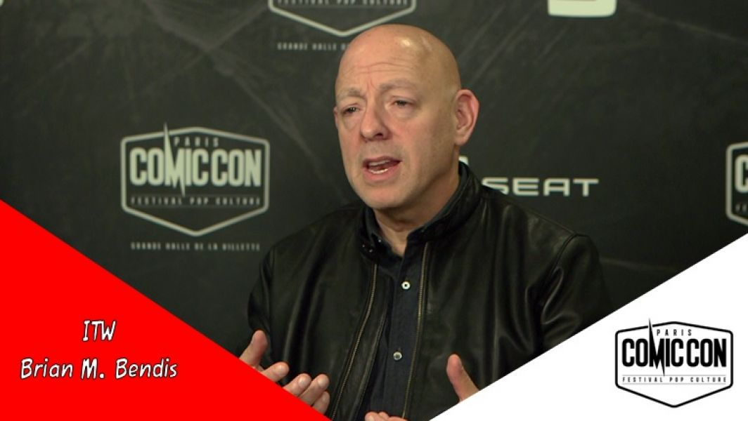 ITW de Brian M. Bendis [Comic Con Paris 2017]