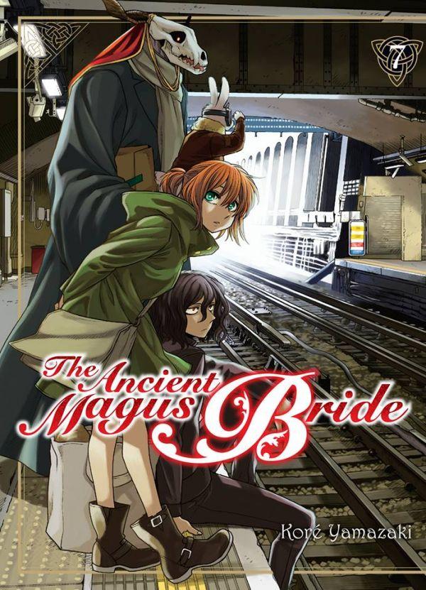 Critique The Ancient Magus Bride 7