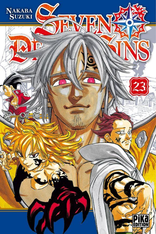 Critique Seven Deadly Sins 23