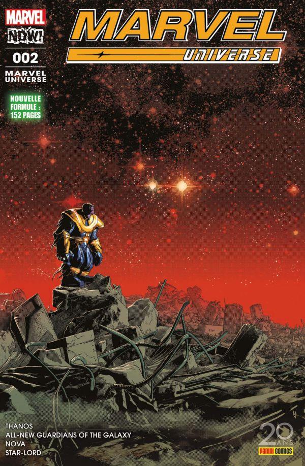 LECTURE EN LIGNE : MARVEL UNIVERSE 2 (Panini comics)