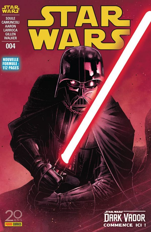 LECTURE EN LIGNE : STAR WARS 4 (Panini comics)