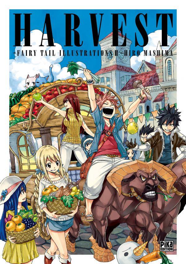 Fairy Tail Harvest chez Pika