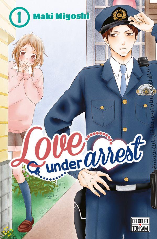 Love under Arrest chez Delcourt / Tonkam