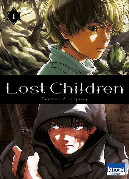 Lost Children, création Ki-oon