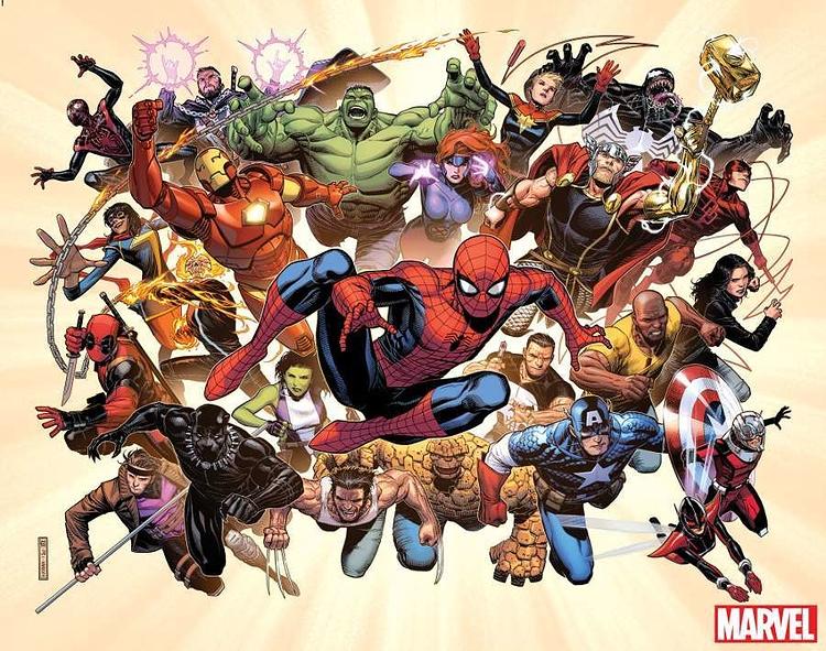 ACTU VO : Avengers redémarre avec Jason Aaron !