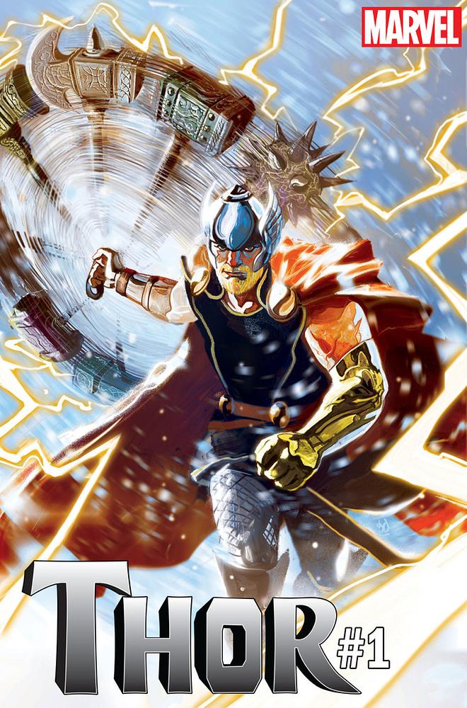 ACTU VO : Jason Aaron ne se sépare plus de Thor !