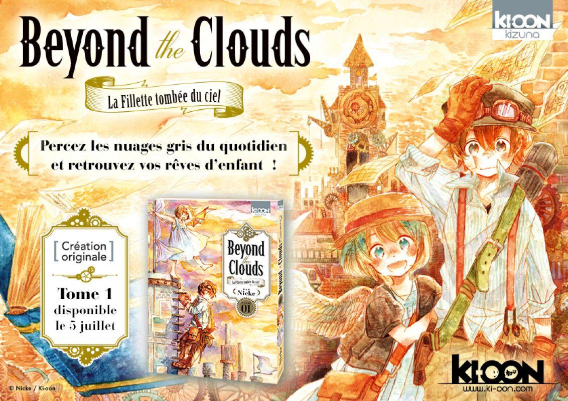 Beyond the Clouds chez Ki-oon