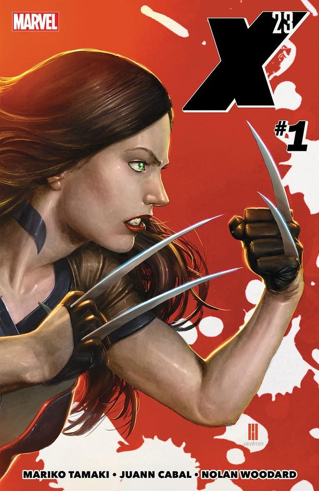 Actu V.O. : Nouveau départ pour X-23 !