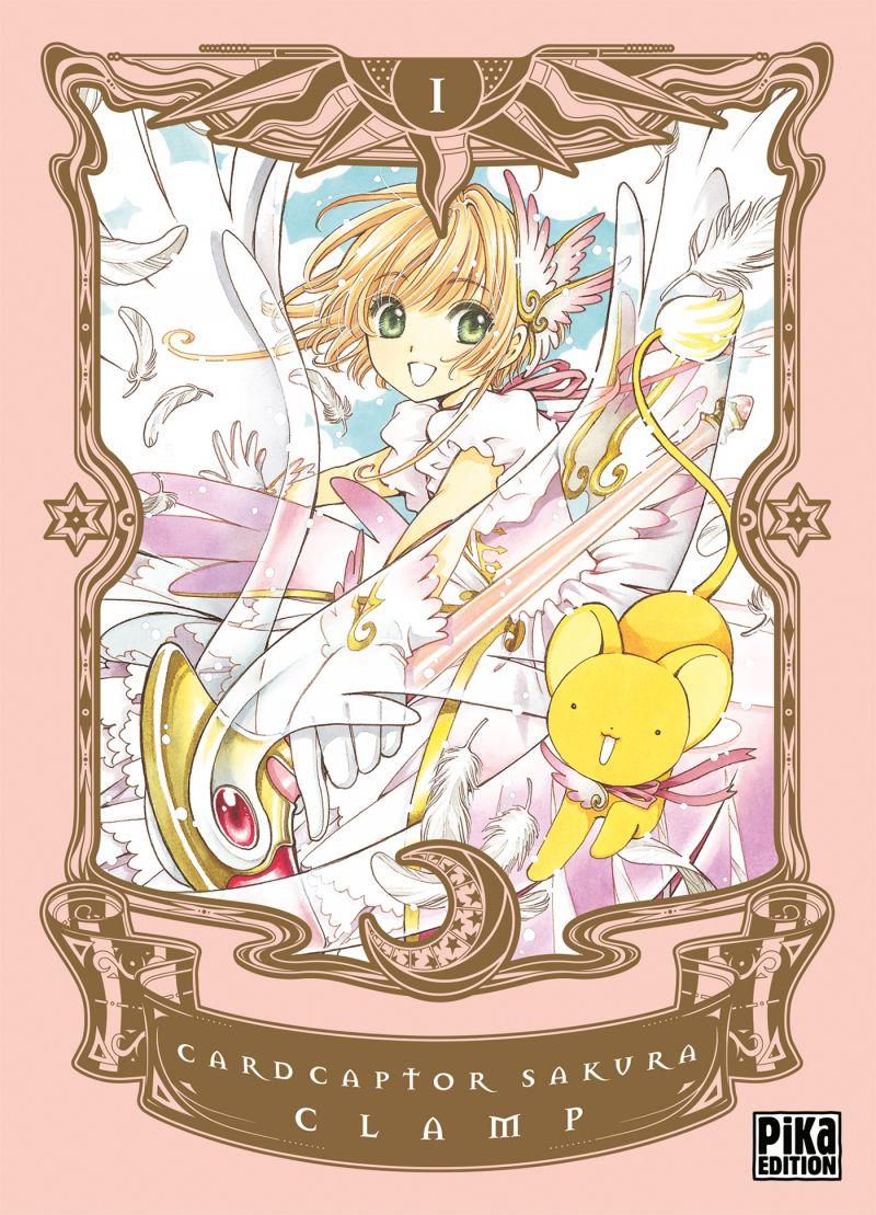 Card Captor Sakura bientôt dans une nouvelle édition