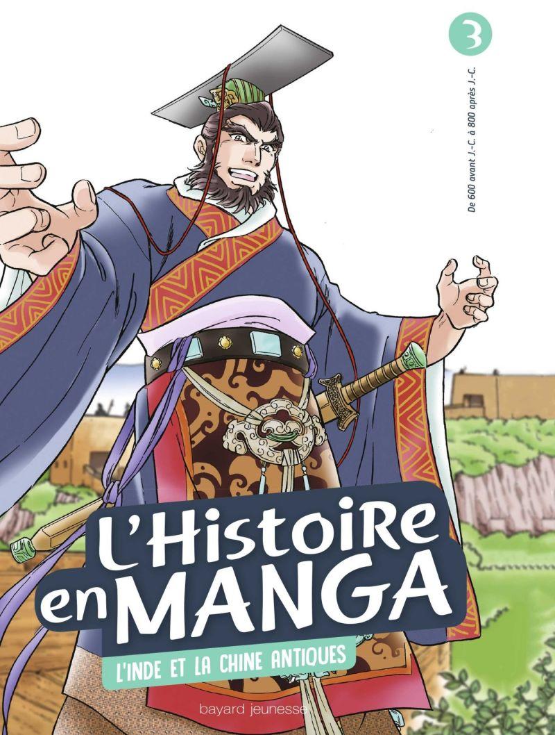 Sorties manga du 03/04/2018