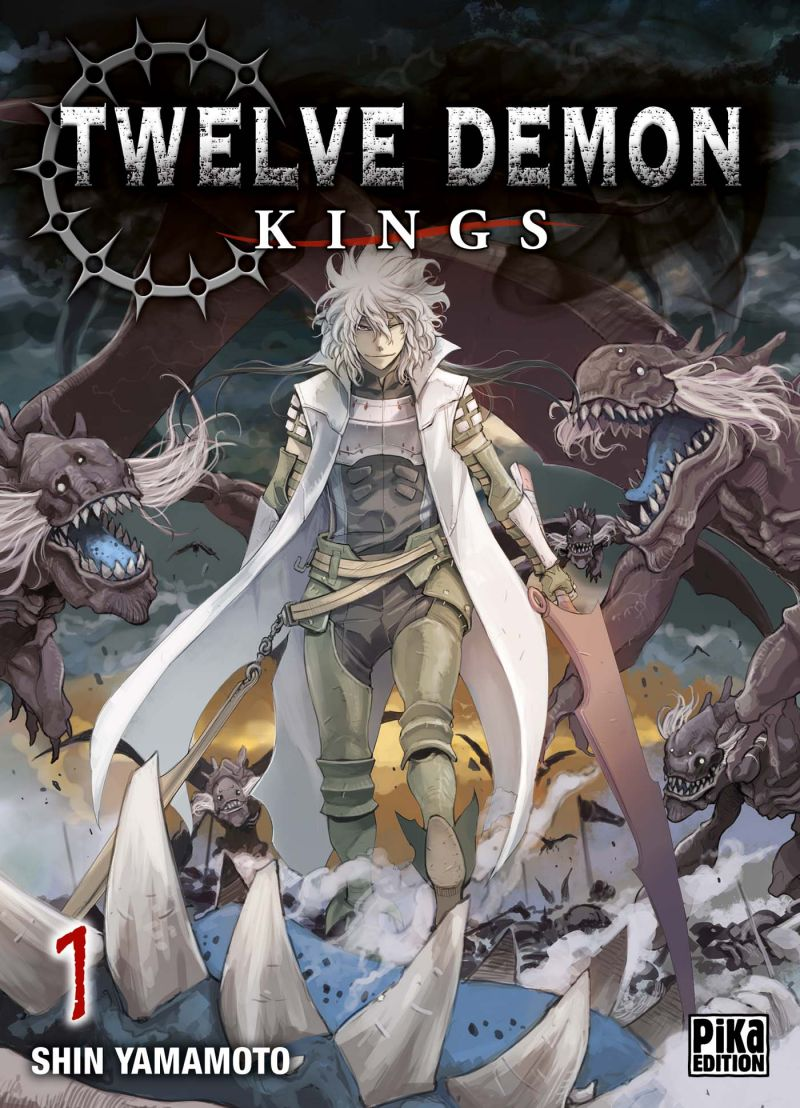 Twelve Demon Kings chez Pika