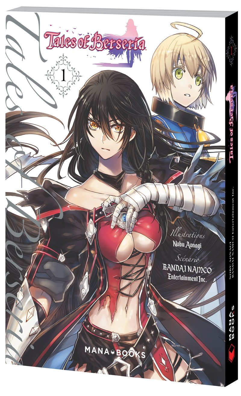 Concours Tales of Berseria