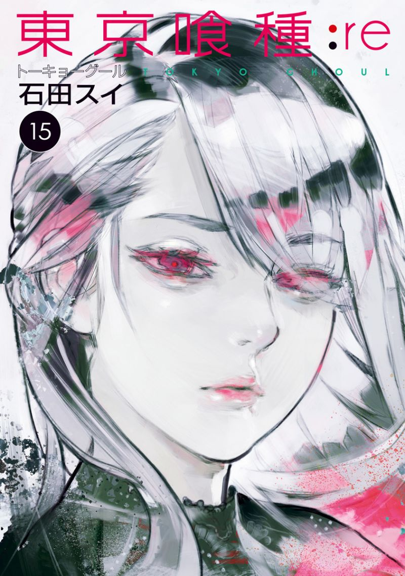 C'est la fin pour Tokyo Ghoul:Re