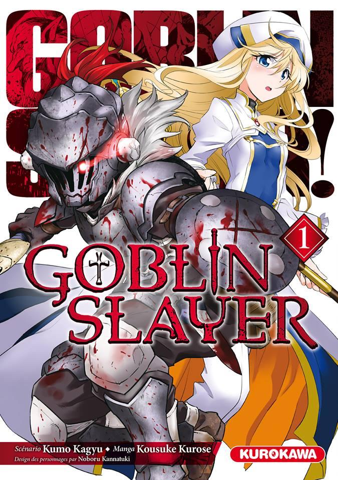 Goblin Slayer chez Kurokawa