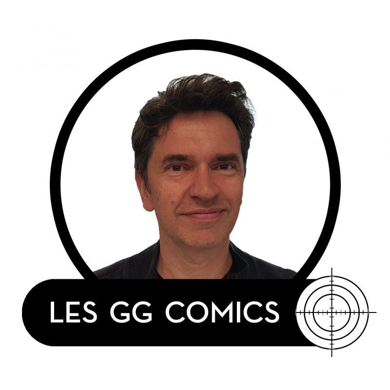 Les GG comics HS #2 : ITW d'Enrico MARINI