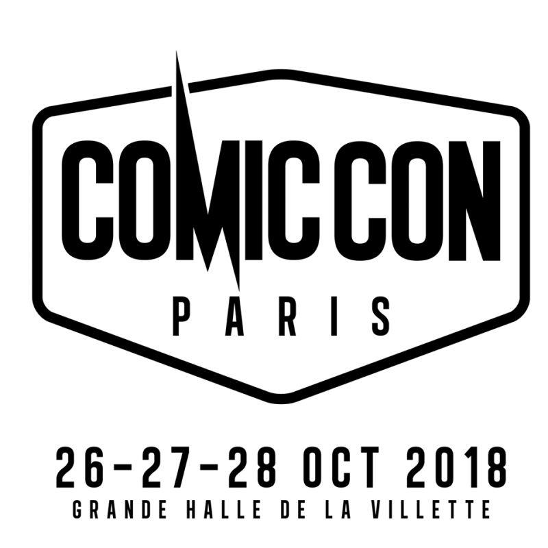 2nde EDITION DU CONCOURS JEUNES TALENTS COMICS [COMIC CON PARIS 2018]