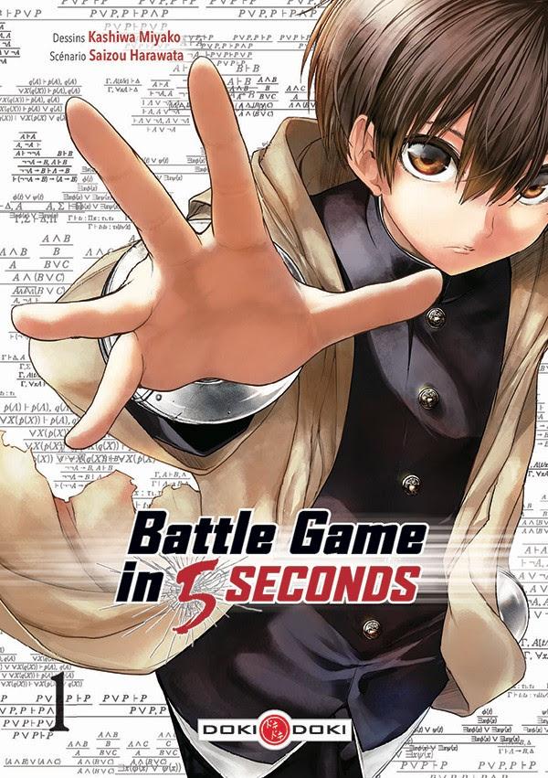 Battle Game in 5 seconds chez Doki-Doki