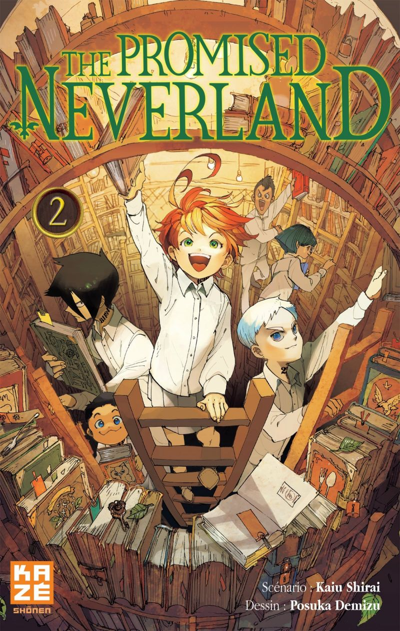 Critique The promised Neverland 2
