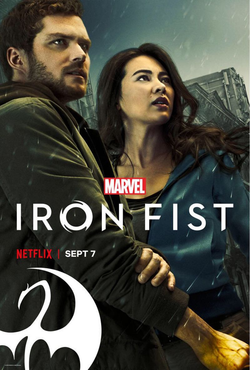 Bande-annonce : Iron Fist, saison 2