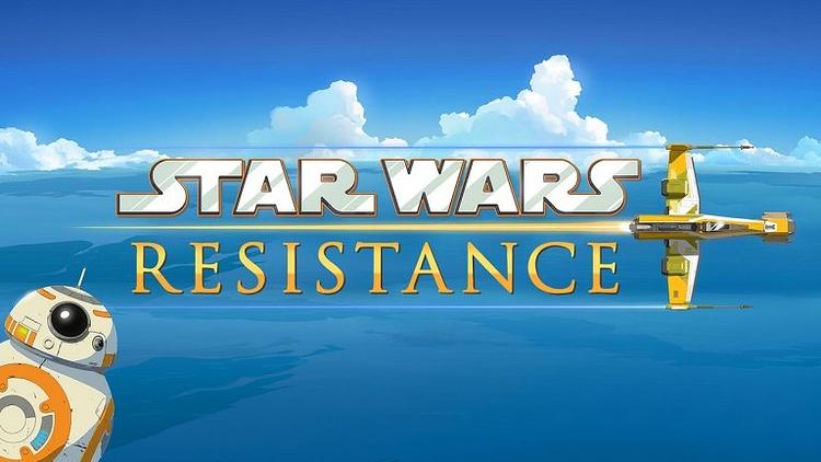 Bande-annonce : Star Wars Resistance