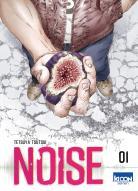 Teaser pour le manga Noise de Tetsuya Tsutsui