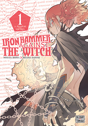 Iron Hammer Against the Witch chez Delcourt/Tonkam