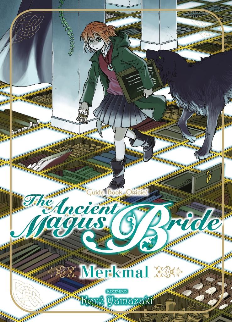 THE ANCIENT MAGUS BRIDE : MERKMAL