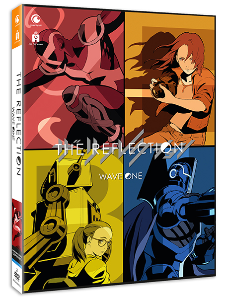 The Reflection en intégral DVD