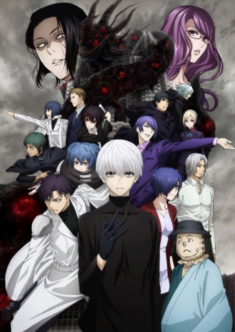 Une salve d'infos pour Tokyo Ghoul:Re S2