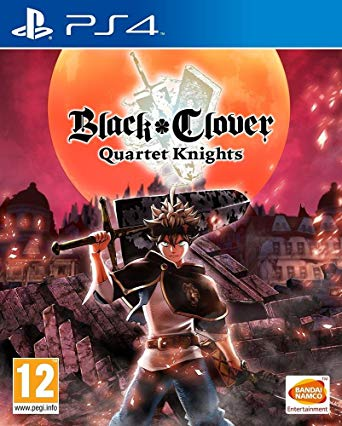 Black Clover Quartet Knight disponible dès aujourd'hui
