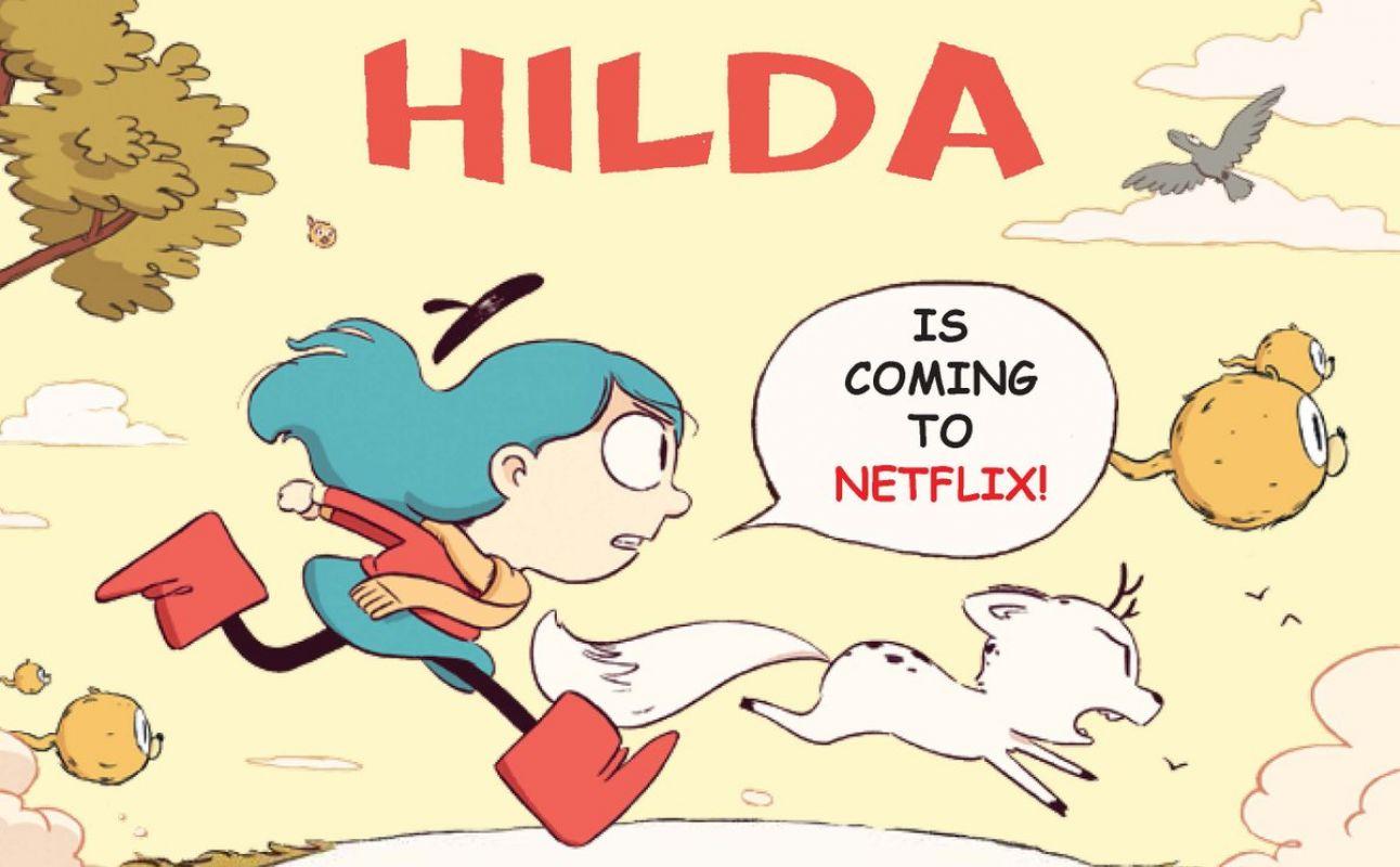 Bande-annonce : Hilda, saison 1