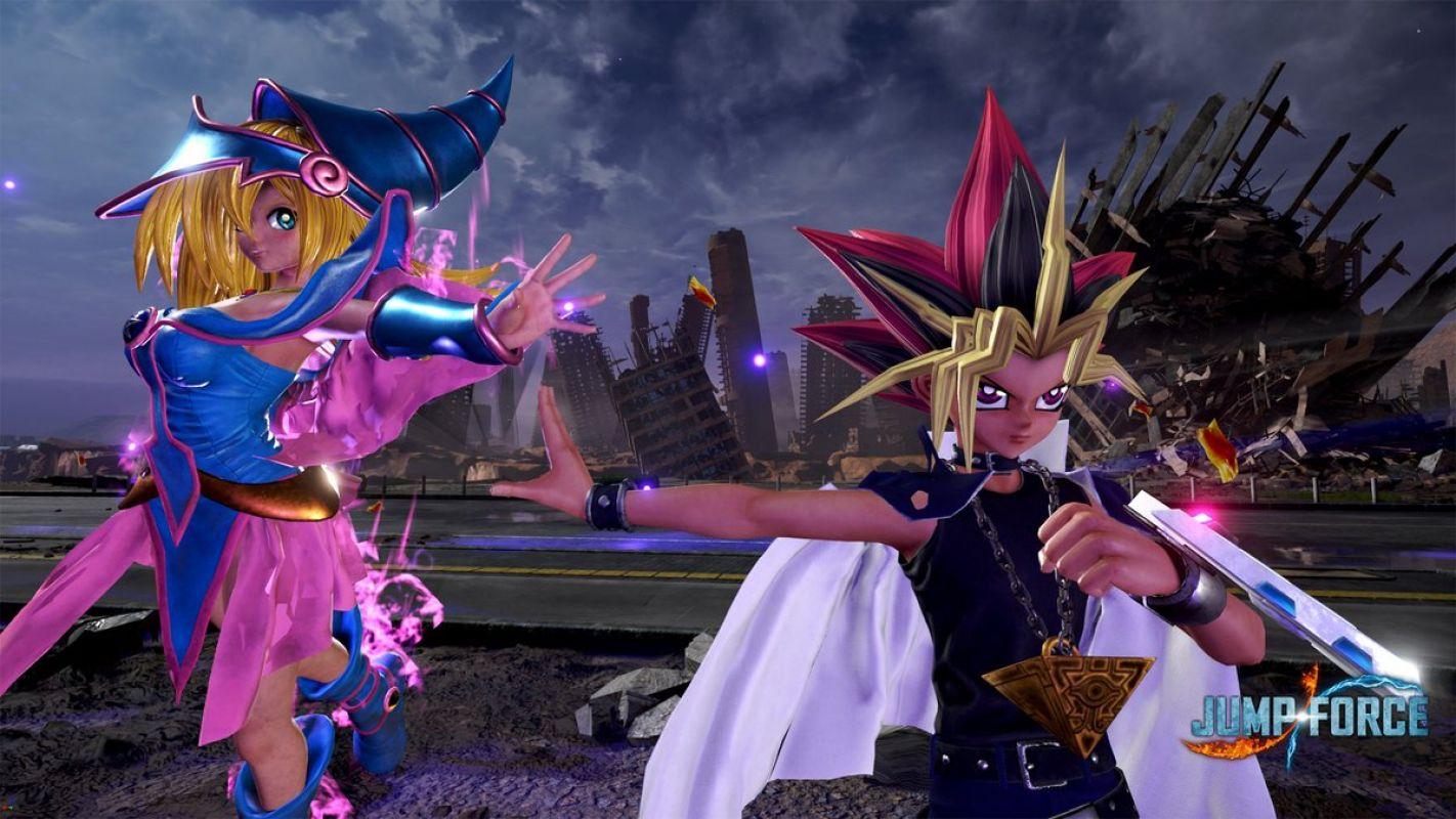 Yu-Gi-Oh débarque dans Jump Force