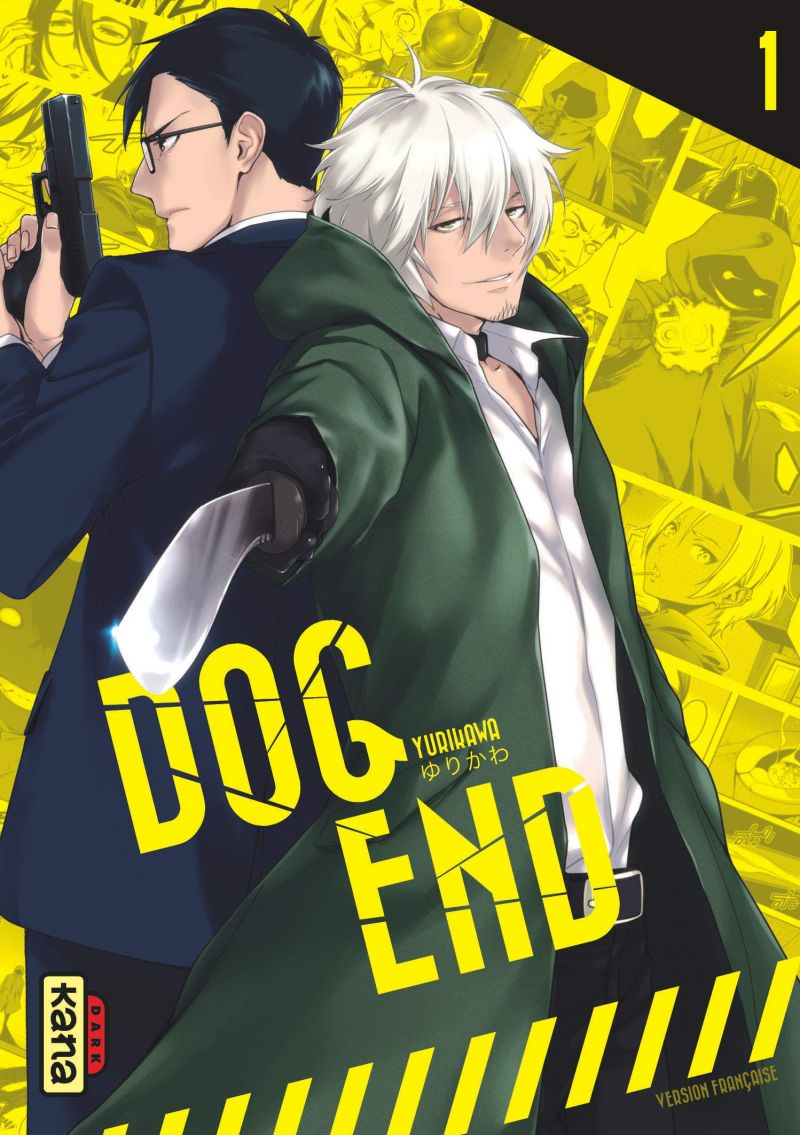 Dog End à découvrir en ligne