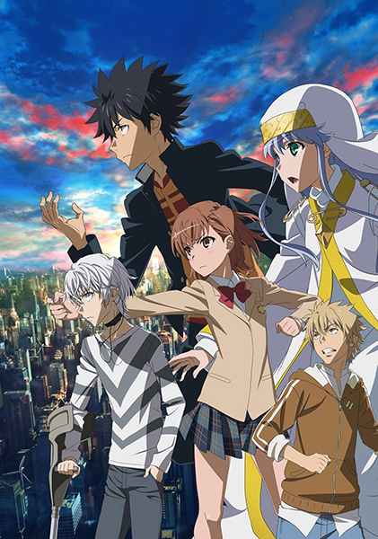 A Certain Magical Index S3 sur Crunchyroll