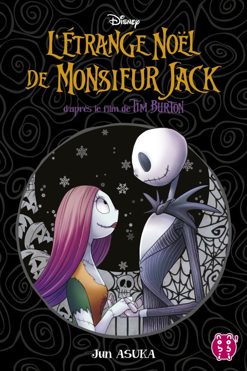 Une nouvelle édition pour L'Etrange Noel de Monsieur Jack